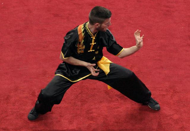 18ο Πανελλήνιο Πρωτάθλημα Γουσού Κουνγκ Φου