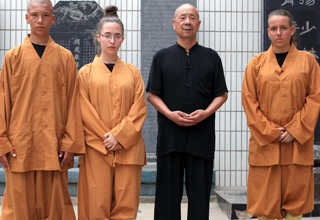 Εκπαίδευση στο Τζου Γκου με τον Λίου Αν Μιν