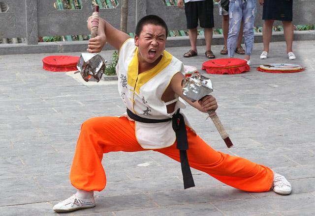 Κουνγκ Φου και Διαλογισμός στο Φενγκ Σουέ
