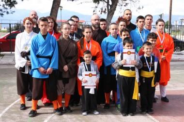 2ο Πολιτιστικό Φεστιβάλ Σαολίν Ελλάδος