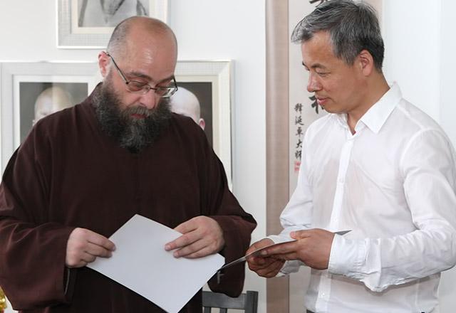 Ο Λαοσί Γου Ουέν Τζουν στον «ΑΡΙΣΤΟΜΑΧΟ»